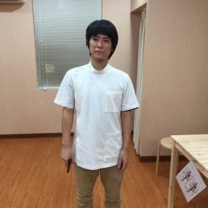 施術開始前 - 台湾台北 中山 日本人 ゲストハウスmimi -
