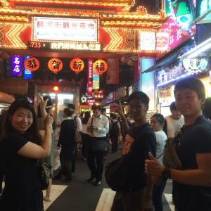 饒河街観光夜市 - 台湾台北 中山 ゲストハウスmimi -