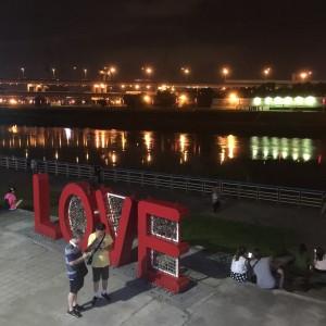 LOVE - 台湾台北 中山 ゲストハウスmimi -