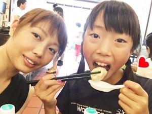 ママとかなちゃん - 台湾台北 中山 日本人 ゲストハウスmimi -