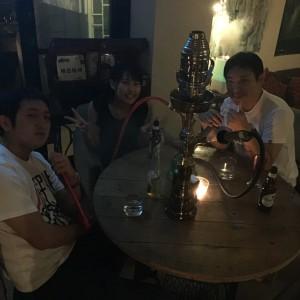 シーシャ - 台湾台北 中山 日本人 留学 長期滞在 ワーホリ ゲストハウスmimi -