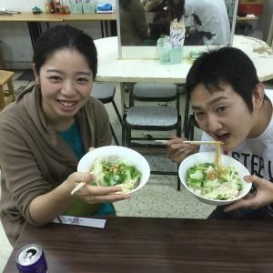 よるごはん - 台湾台北 中山 日本人 留学 長期滞在 ワーホリ ゲストハウスmimi -